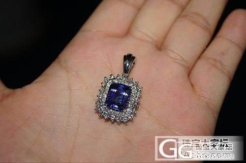 美克拉正品    宝石吊坠华丽出货 ..._宝石