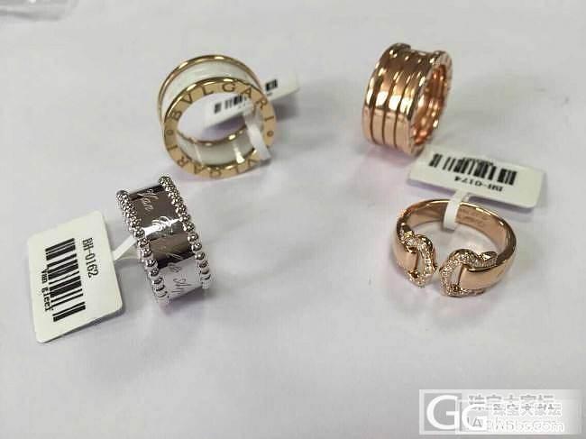 想买卡地亚的手镯和宝格丽的弹簧戒指_戒指