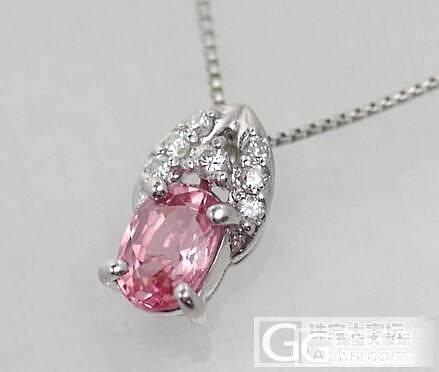 宝石每日赏之一 天然无烧紫色蓝宝石 ..._蓝宝石