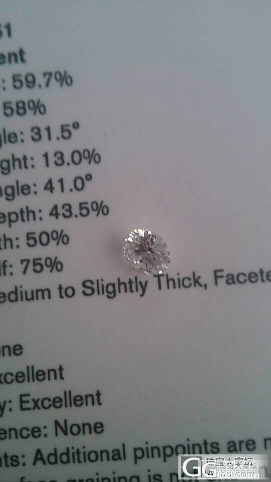 求购一颗克拉钻,性价比强,有收藏价值的_钻石