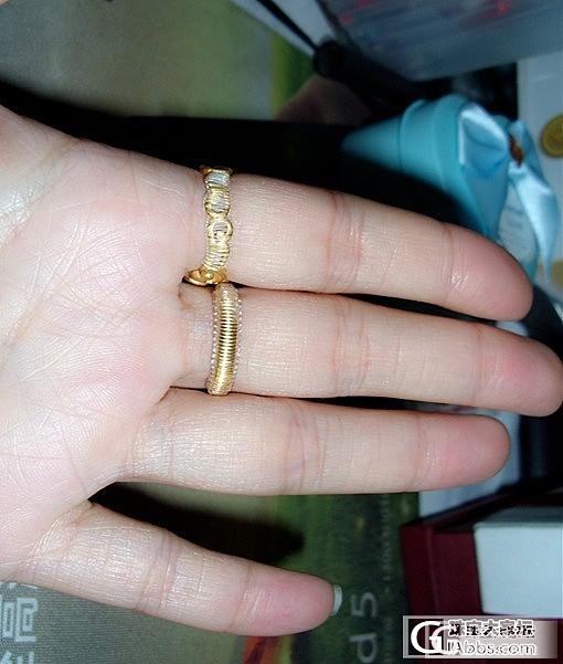 为什么我觉得鱼线缠戒指很邋遢很乱的感觉?_珠宝金